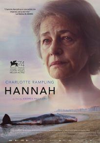 Cartel de la película Hannah