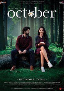 Cartel de la película October