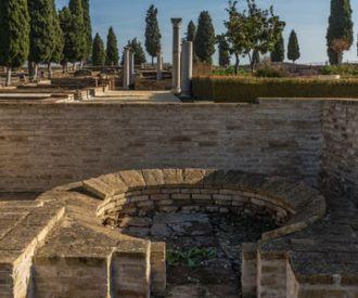 Ciudad romana de Itálica, un viaje en el tiempo