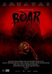 Cartel de la película Boar