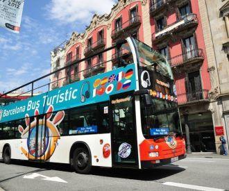 Bus Turistico Barcelona