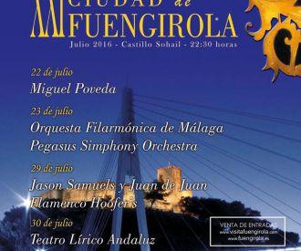 Festival Ciudad de Fuengirola