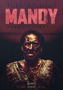 Cartel de la película Mandy (Película)