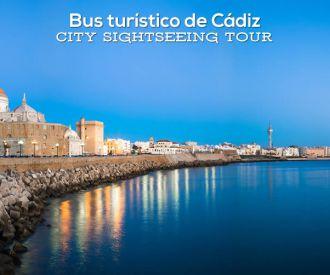 Bus turístico de Cádiz - City Sightseeing Tour