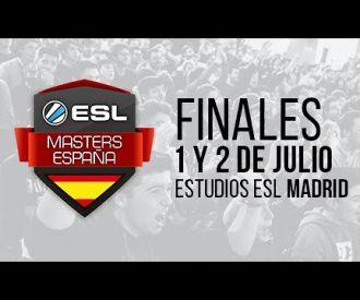 Finales ESL Masters CS:GO Temporada 2