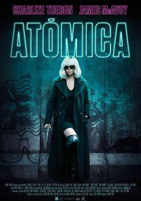 Cartel de la película Atómica