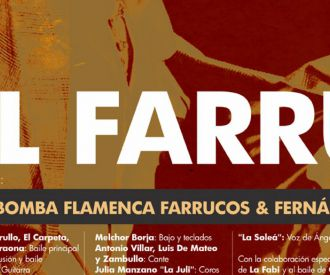 El Farru Presenta: Zambomba Flamenca-background