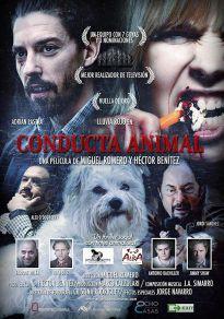 Cartel de la película Conducta animal