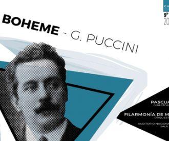 La Bohéme de Puccini, Filarmonía de Madrid