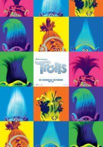 Cartel de la película Trolls
