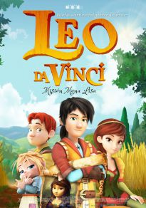 Cartel de la película Leo Da Vinci