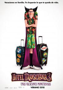 Cartel de la películaHotel Transilvania 3