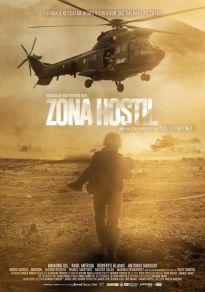 Cartel de la película Zona Hostil