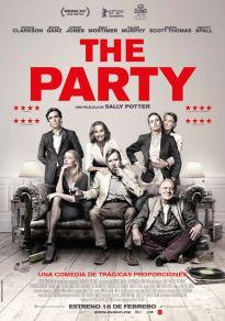 Cartel de la película The Party