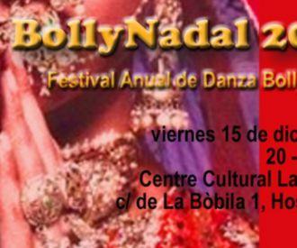 BollyNadal 2017. Festival de Danza Bollywood para Navidad