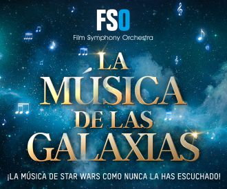 Film Symphony Orchestra - La Música de las Galaxias