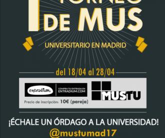 Torneo Universitario de Mus en Madrid