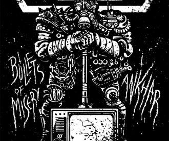Anestesia + Ankhar + Bullets of Misery