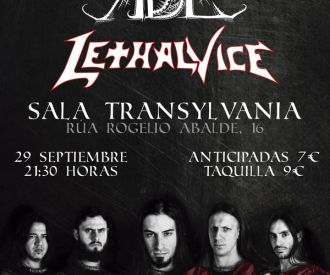 ADE Legion + Lethal Vice
