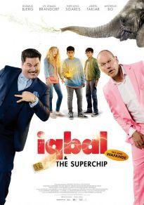 Cartel de la película Iqbal y el Superchip