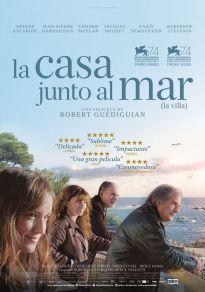 Cartel de la película La casa junto al mar
