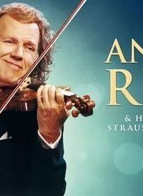 Cartel de la película André Rieu - Concierto de año Nuevo - 2019 Vose