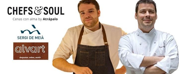 Entradas chefs soul nit dels productes de la terra - Sartenes chef la cartuja de sevilla ...