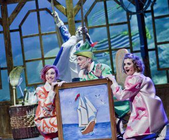 Peter Pan en el Desván Encantado