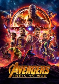 Cartel de la película Vengadores: Infinity War