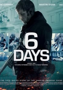 Cartel de la película 6 días