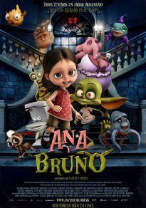 Cartel de la película Ana y Bruno