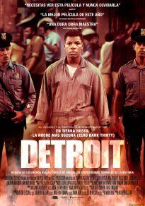 Cartel de la película Detroit