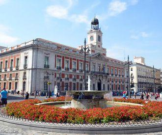 Puerta del sol madrid programaci n y venta de entradas for Puerta del sol madrid mapa