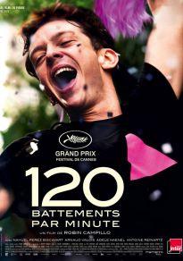 Cartel de la película 120 pulsaciones por minuto