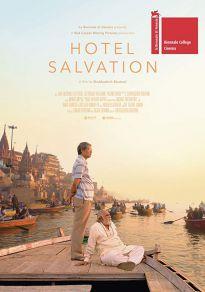 Cartel de la película Hotel Salvation