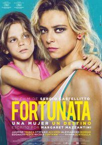 Cartel de la película Fortunata
