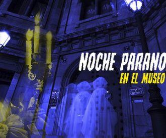 Noche paranormal en el Museu de Cera de Barcelona