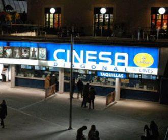 Cartelera De Cinesa Diagonal Barcelona