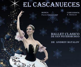 El Cascanueces. Ballet de st.Petersburgo de Andrey