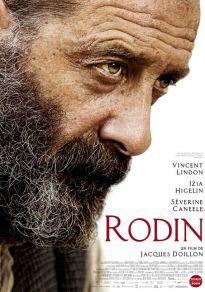 Cartel de la película Rodin