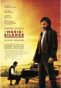 Cartel de la película La música del silencio