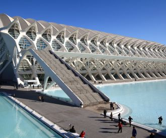 Museo de las Ciencias Principe Felipe de Valencia