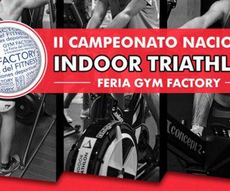 Ii Campeonato Nacional Indoor Triathlon