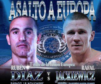 Boxeo: Asalto a Europa