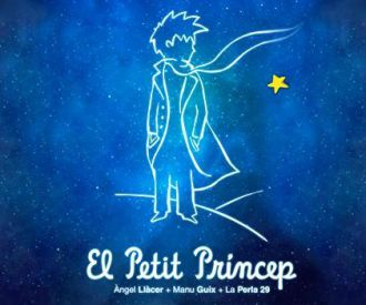 El Petit Príncep de Àngel Llàcer y Manu Guix