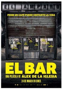 Cartel de la película El bar