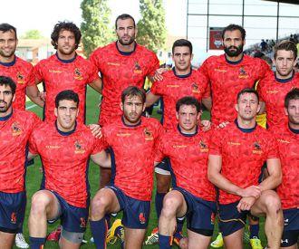 Selección de rugby de España