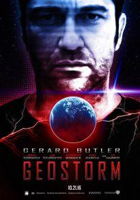 Cartel de la película Geostorm