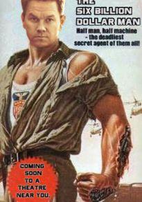 Cartel de la película The Six Billion Dollar Man
