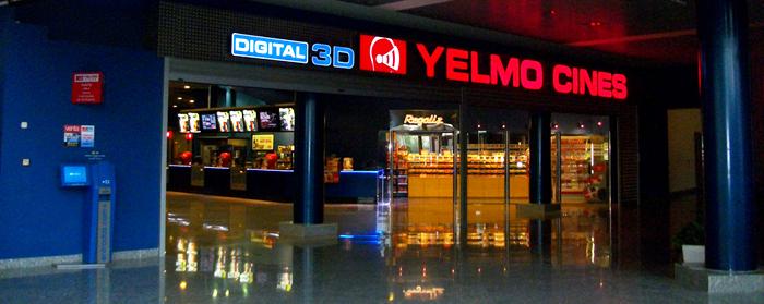 Cartelera de yelmo cines plaza norte 2 san sebasti n de for Entradas cine barcelona